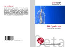 Bookcover of TAR Syndrome