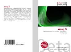 Capa do livro de Wang Zi