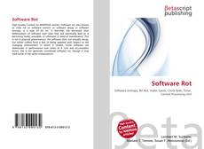 Bookcover of Software Rot
