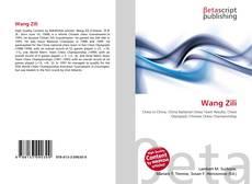 Capa do livro de Wang Zili