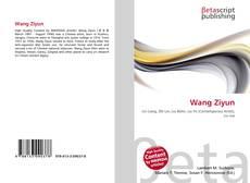 Capa do livro de Wang Ziyun
