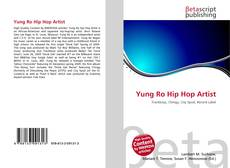 Bookcover of Yung Ro Hip Hop Artist
