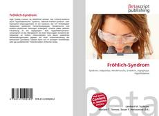 Bookcover of Fröhlich-Syndrom