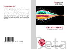 Portada del libro de Tom White (Film)
