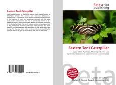 Eastern Tent Caterpillar kitap kapağı