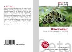 Bookcover of Dakota Skipper