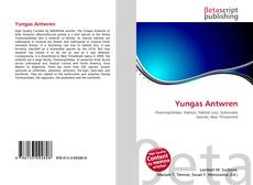 Bookcover of Yungas Antwren