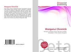 Bookcover of Wanganui Chronicle