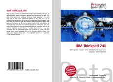 Couverture de IBM Thinkpad 240