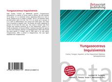 Bookcover of Yungasocereus Inquisivensis