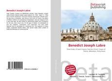 Buchcover von Benedict Joseph Labre