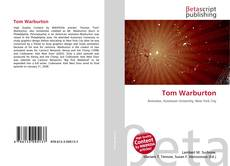 Bookcover of Tom Warburton