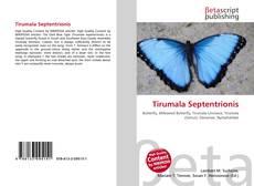Capa do livro de Tirumala Septentrionis