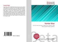 Bookcover of Yunior Díaz