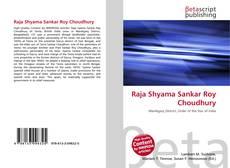 Bookcover of Raja Shyama Sankar Roy Choudhury