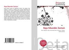 Bookcover of Raja Sikander Zaman