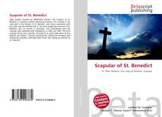 Bookcover of Scapular of St. Benedict