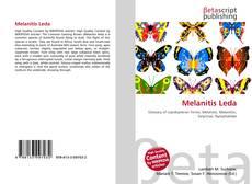 Melanitis Leda kitap kapağı