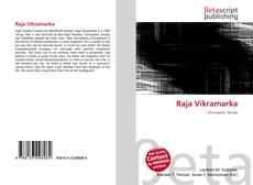 Bookcover of Raja Vikramarka