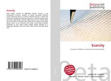 Bookcover of Scarcity