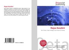 Bookcover of Rajaa Kasabni