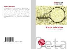 Buchcover von Rajab, Jalandhar