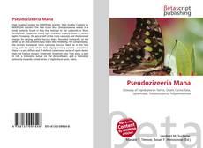 Bookcover of Pseudozizeeria Maha