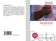 Bookcover of Alvarado Score