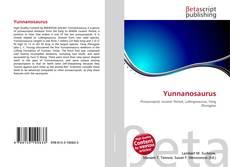 Bookcover of Yunnanosaurus