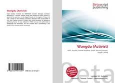 Capa do livro de Wangdu (Activist)