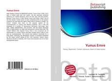 Buchcover von Yunus Emre