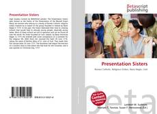 Presentation Sisters kitap kapağı