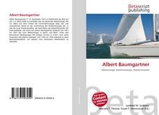 Bookcover of Albert Baumgartner