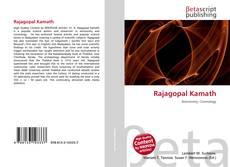 Bookcover of Rajagopal Kamath
