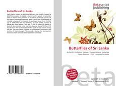 Buchcover von Butterflies of Sri Lanka