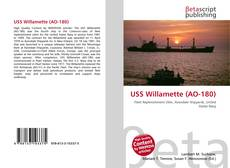 Bookcover of USS Willamette (AO-180)