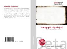 Bookcover of Rajagopal Lagadapati