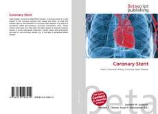 Bookcover of Coronary Stent