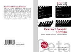 Couverture de Paramount Domestic Television