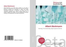 Copertina di Albert Beckmann