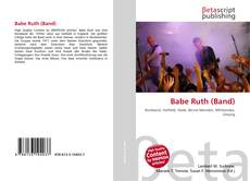 Couverture de Babe Ruth (Band)