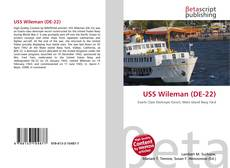 USS Wileman (DE-22) kitap kapağı