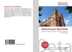 Buchcover von Babenhausen (Bielefeld)