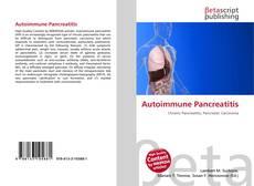 Bookcover of Autoimmune Pancreatitis