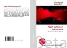Couverture de Rajah Sulaiman Movement