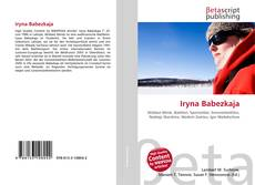Iryna Babezkaja kitap kapağı