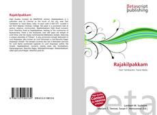 Bookcover of Rajakilpakkam