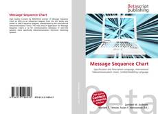 Bookcover of Message Sequence Chart