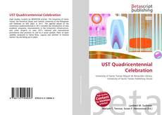 Borítókép a  UST Quadricentennial Celebration - hoz