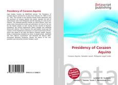Portada del libro de Presidency of Corazon Aquino
